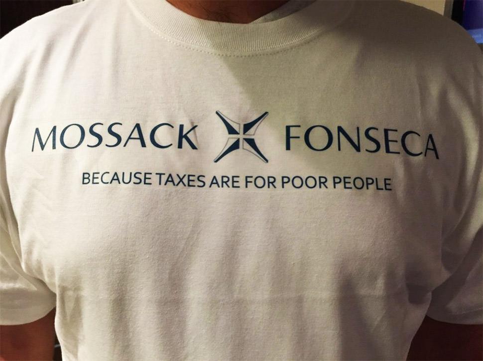 Porque los impuestos son para los pobres