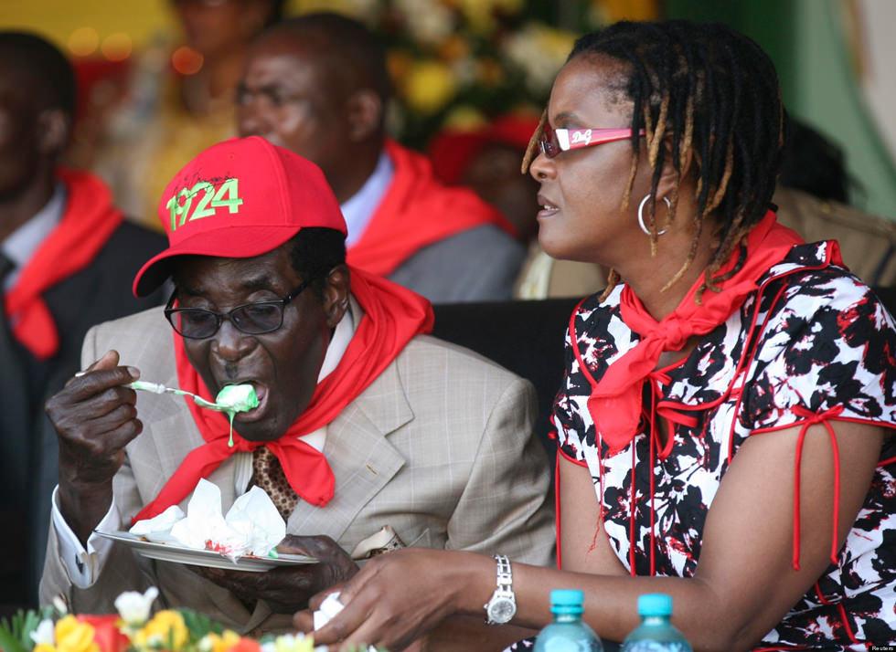 Robert Mugabe, el abuelo genocida