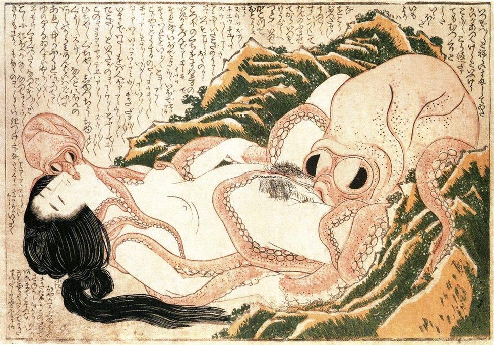 El sueño de la esposa del pescador (1814)