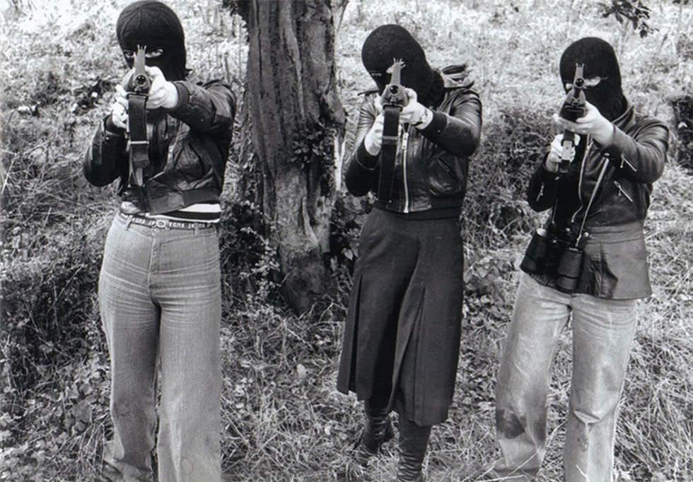 Sexed Pistols, las mujeres en el IRA