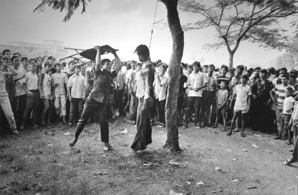 La masacre de la Universidad de Thammasat