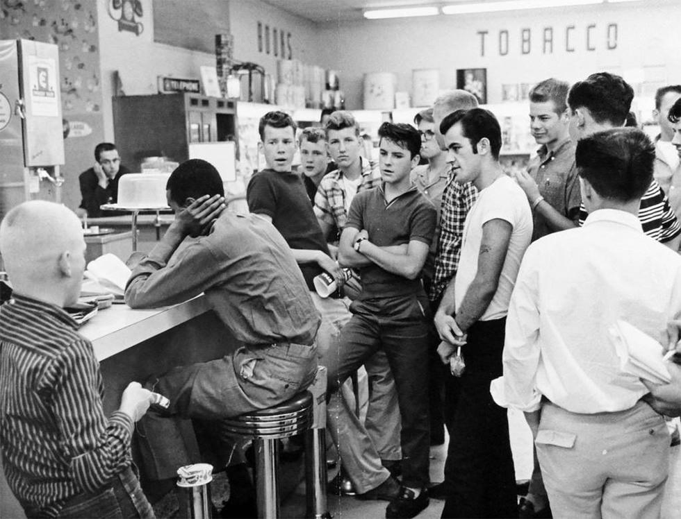 Ser negro en la América de los 60