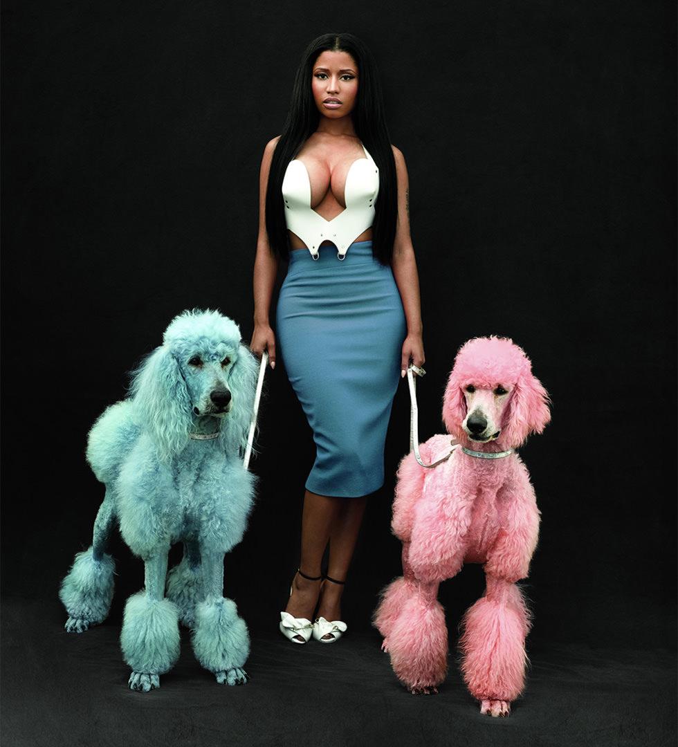 Somos perras de Nicki Minaj