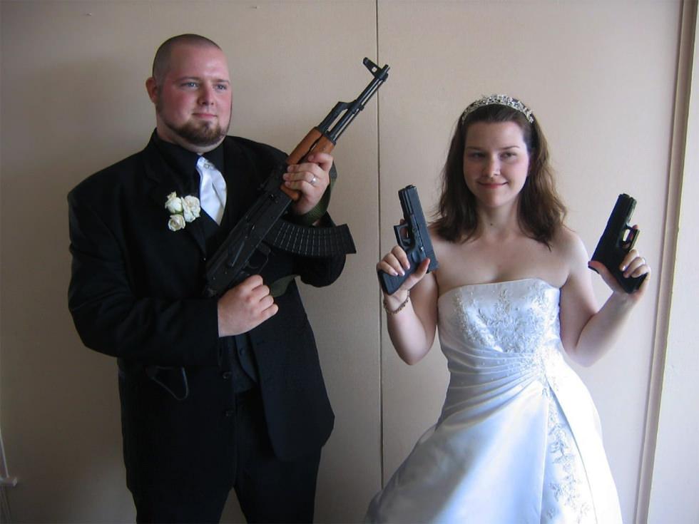 Matrimonio a quemarropa