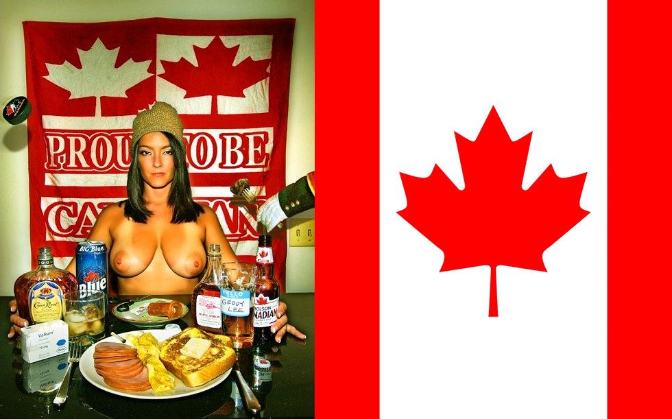 Orgullo canadiense