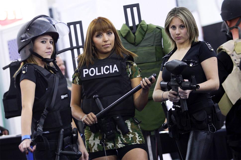 El criterio policial
