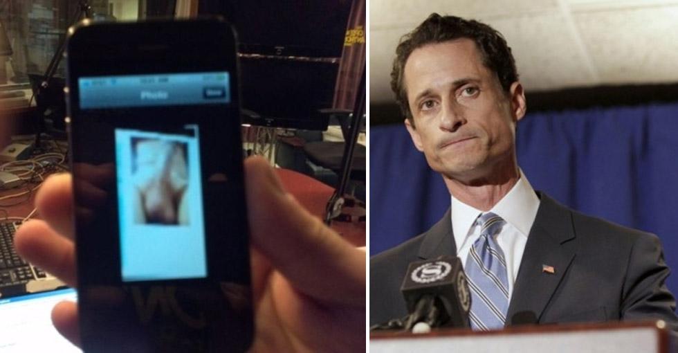 El escándalo que arruinó la carrera de A. Weiner