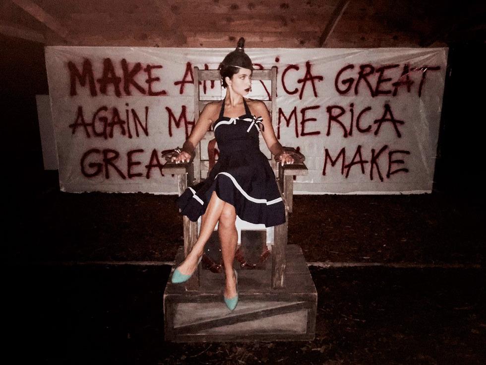 Hagamos América grande de nuevo