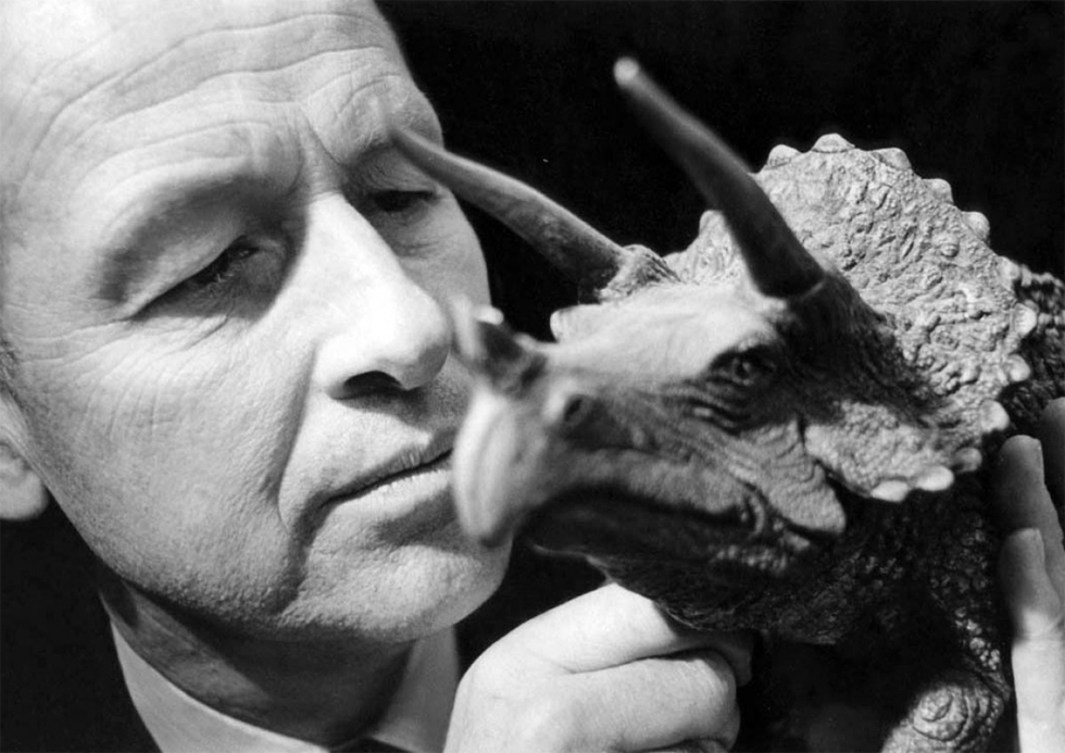 D.E.P. Ray Harryhausen