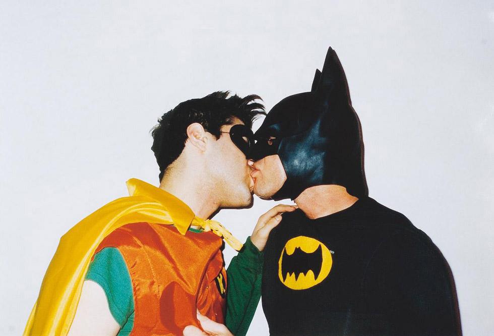 Una historia homoerótica: Batman y Robin