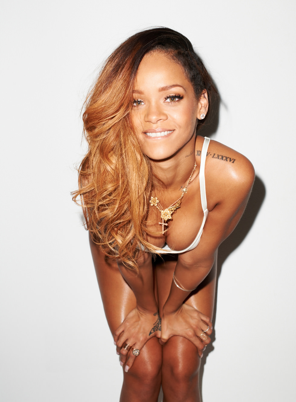Rihanna según Terry Richardson