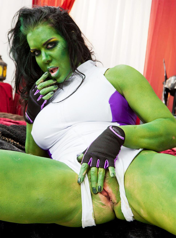 hulk porno