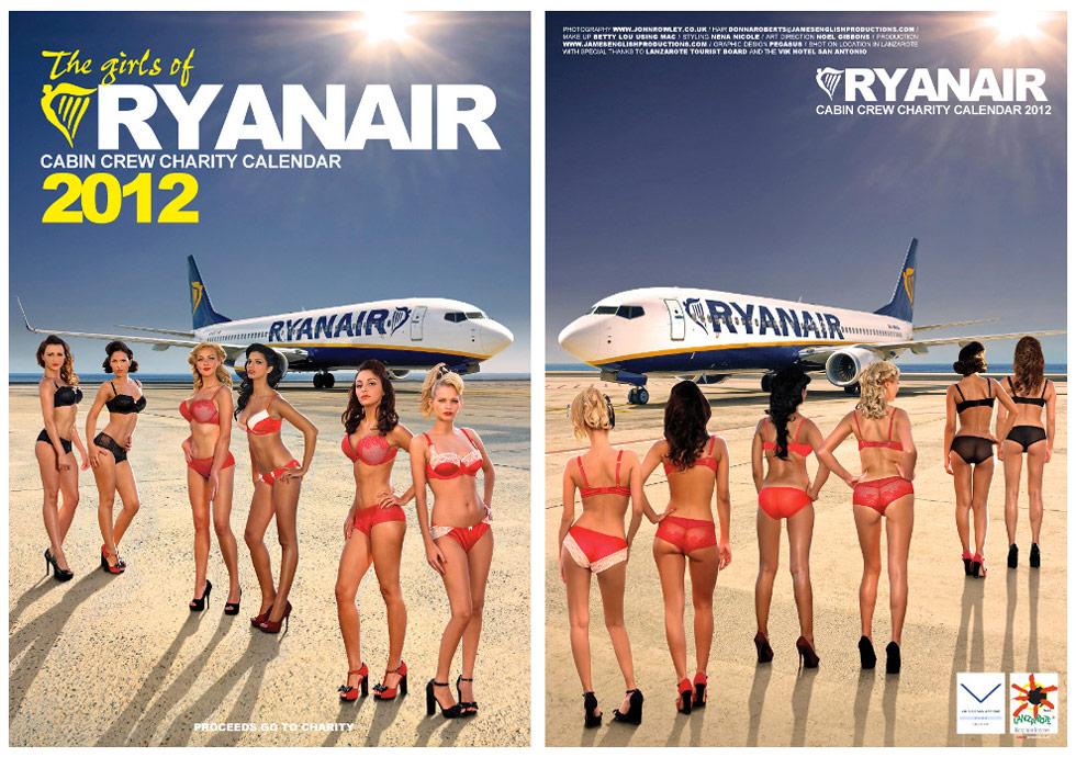 ¿Porno en los vuelos de Ryanair?