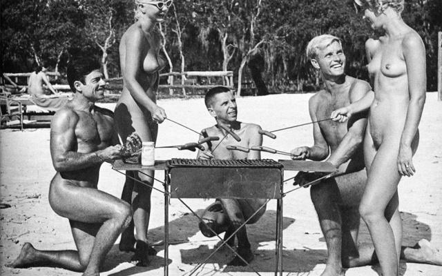 A la rica barbacoa (Venice, 1963)