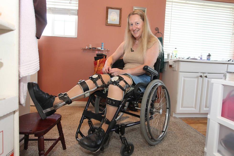 Parapléjica porque sí