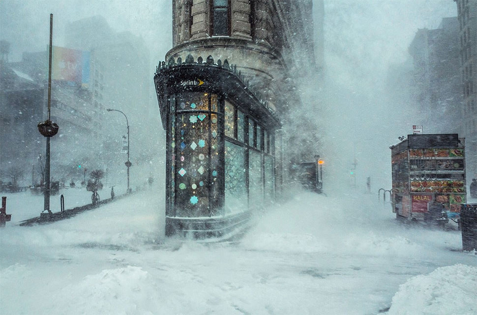 Snowzilla AKA New York