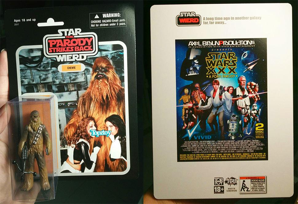 Llegan las figuras de Star Wars XXX