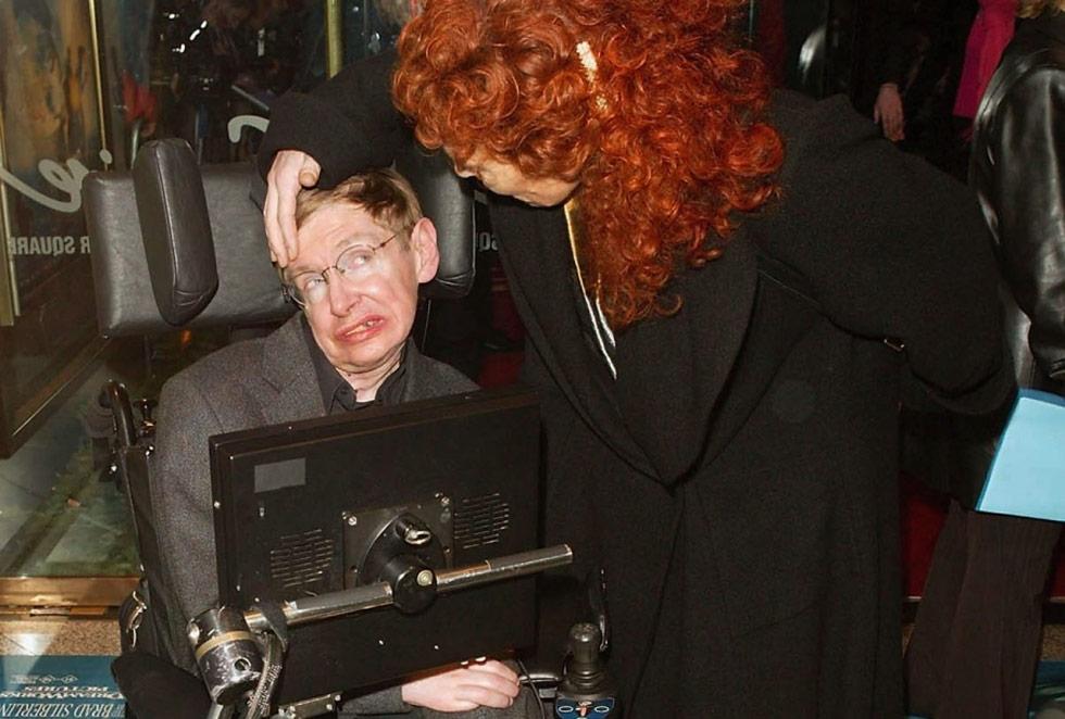 Stephen Hawking y su pasión por los agujeros negros