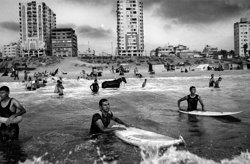Surf en Palestina