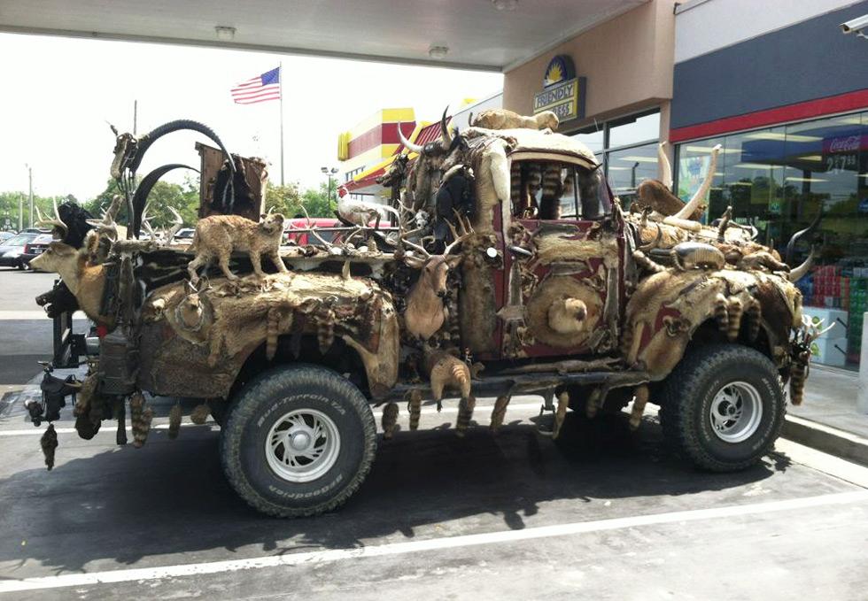 El camión de la muerte