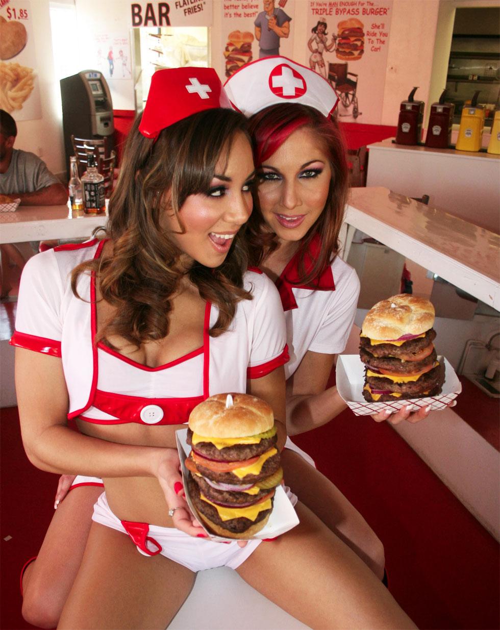 Triple Bypass, la hamburguesa letal