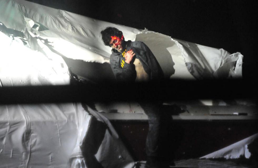 La rendición de Tsarnaev