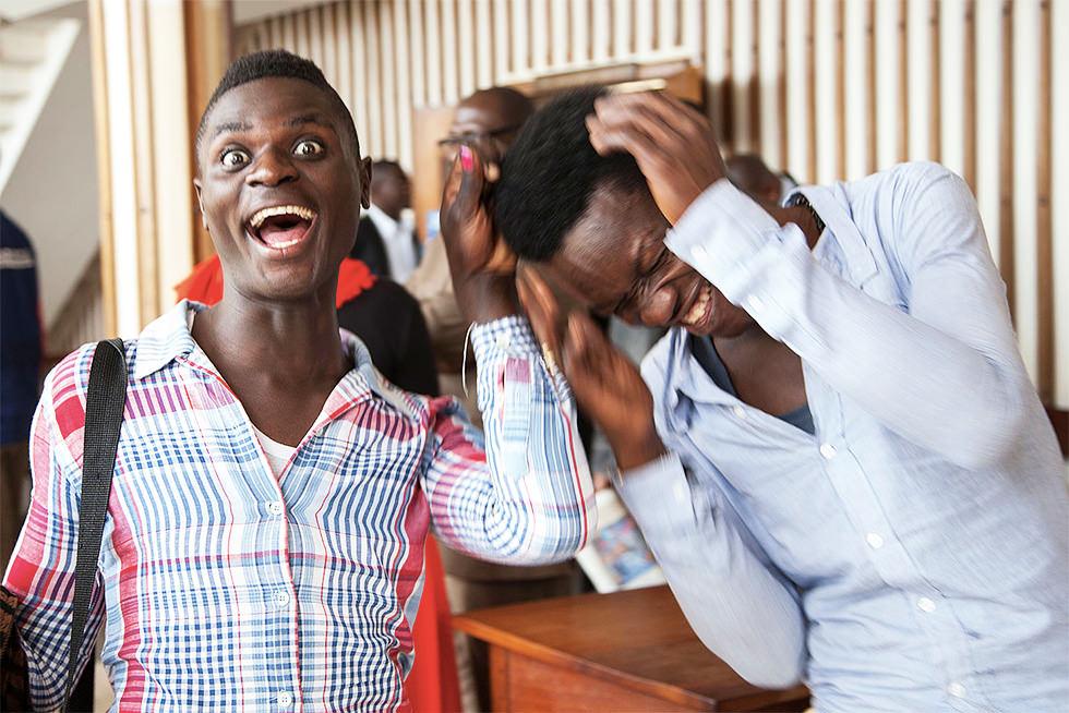 El horror homófobo se desinfla en Uganda