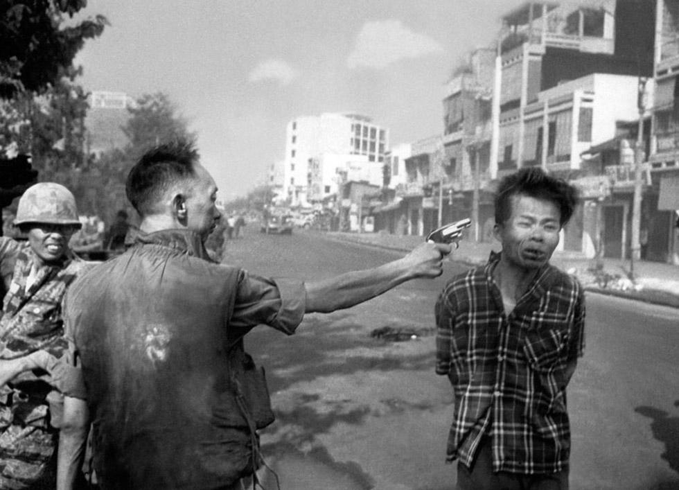 Ejecución de Nguyen Van Lem (Saigón 1968)