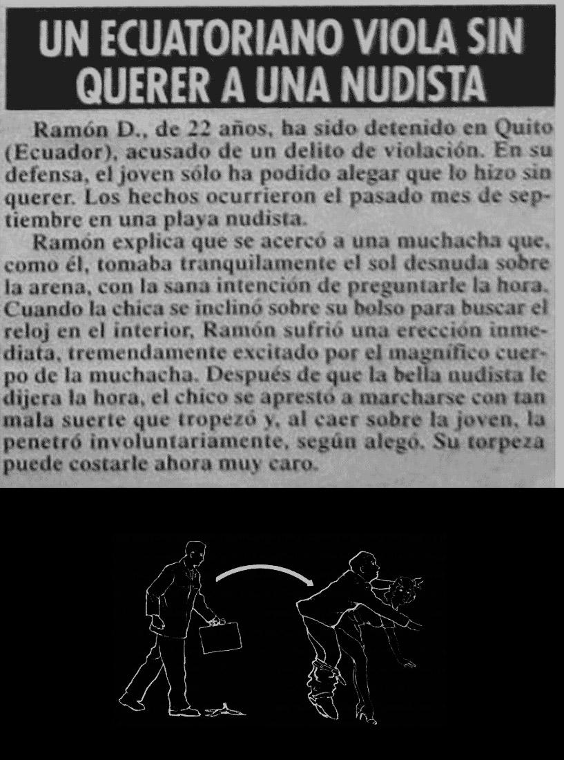 El curioso caso de Ramón D