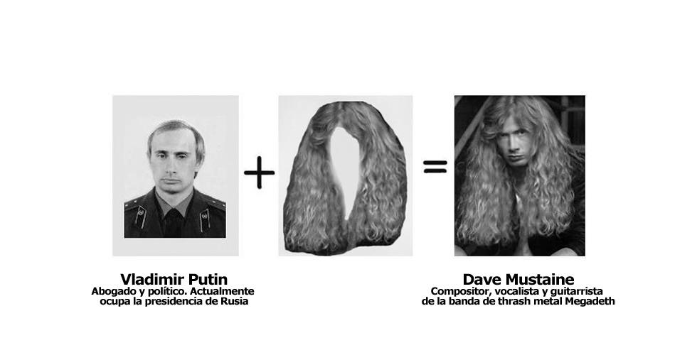 El agente doble Vladimir Mustaine