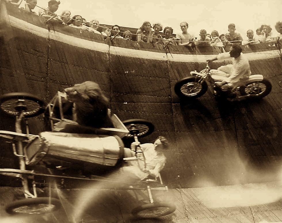 Sidecares y leones: los locos años 20