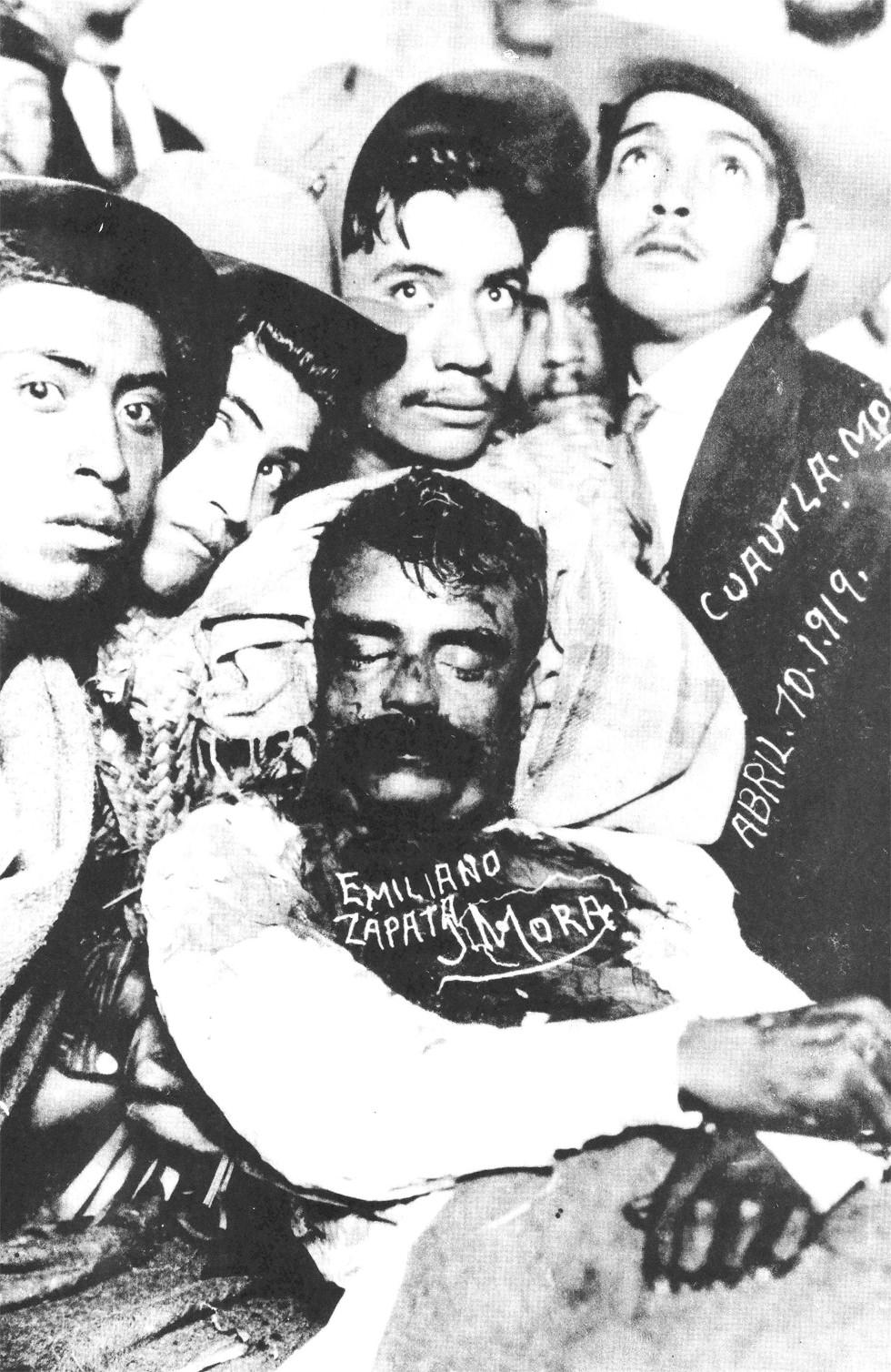 Tal día como hoy moría asesinado Emiliano Zapata