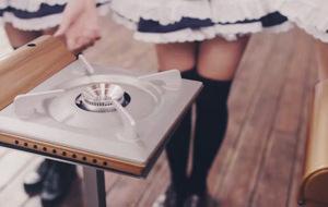 El pancake colaborativo de cien doncellas niponas