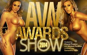 Nominados a los premios AVN 2014