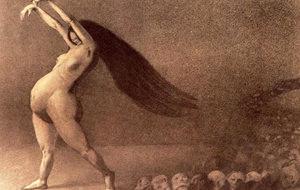 Alfred Kubin, el arte jodido que ofendió a Adolf Hitler