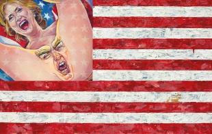 Retrato de la América grotesca