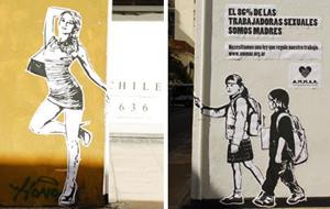 Argentina dignifica a sus putas en la calle