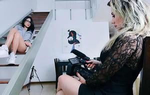 Andrea García, la pornógrafa con cuerpo de pornstar