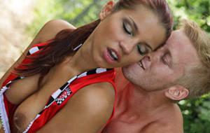 Campito, carreras y sexo anal con Angel Rivas