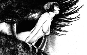 Erotismo neosurrealista con Apollonia Saintclair