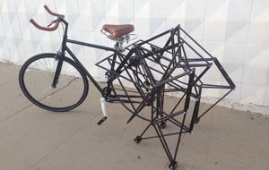Strandbeest, la bicicleta arácnida