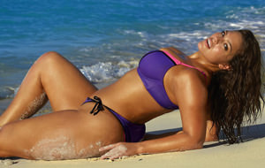 Ashley Graham, lo más rotundo de Sports Illustrated