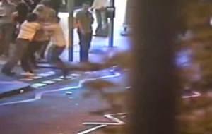 El ataque a dos travestis aficionadas al boxeo