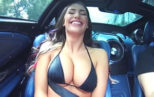 Pruebas de estabilidad con August Ames