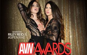 Los ganadores de los premios AVN Awards 2017