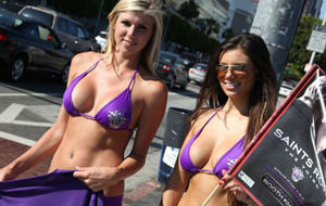 Las mujeres, lo mejor del E3 2011