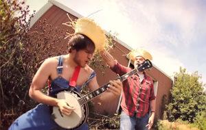 Rob Scallon, el metalero del banjo