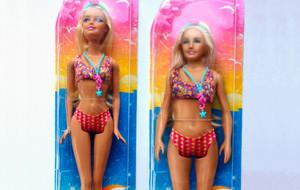 Así sería la Barbie Anatómicamente Realista