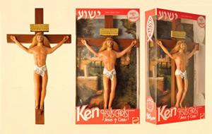 Barbie, Ken y las religiones de plástico