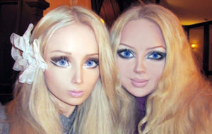 Les barbies ukrainiennes se multiplient
